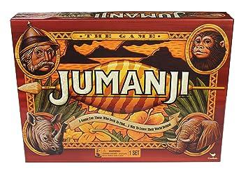 Jumanji Board Game Rules