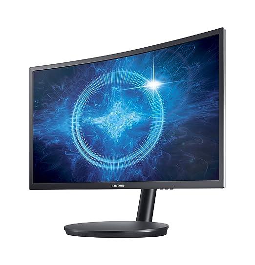 24 opinioni per Samsung C24FG70 Monitor Curvo VA da