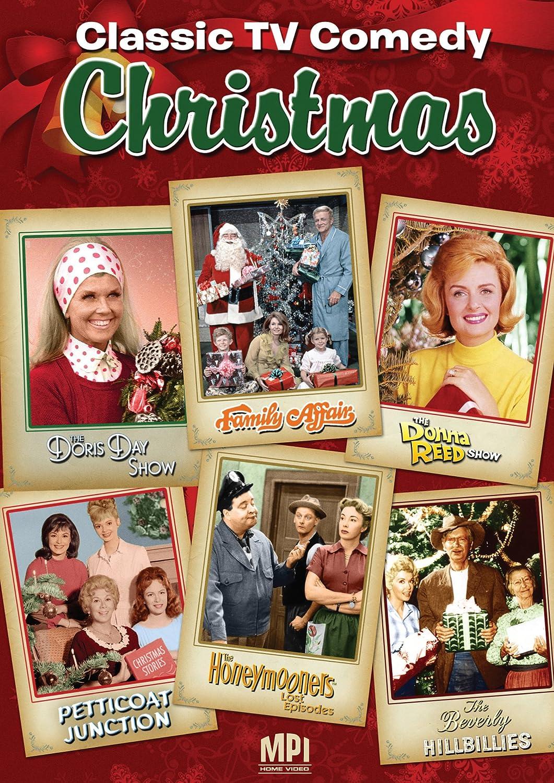 Amazon.com: Classic TV Comedy Christmas: Jackie Gleason, Doris Day ...