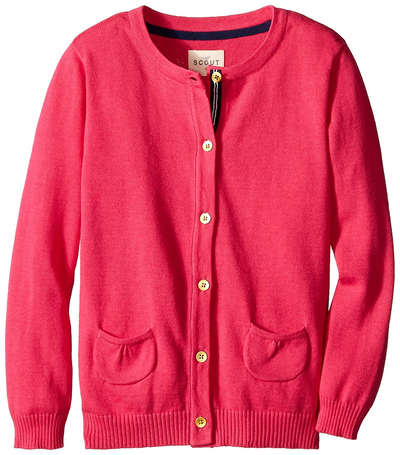Scout + Ro Girls' Button-Front Cardigan Sweater SEC0005
