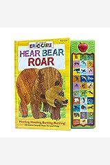 World of Eric Carle, Hear Bear Roar 30 Animal Sound Book - PI Kids (The World of Eric Carle: Play-a-sound) Board book
