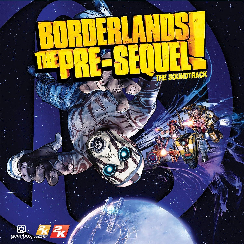 Borderlands The Pre Sequel O S T Borderlands The Pre Sequel Original Soundtrack Amazon Com Music