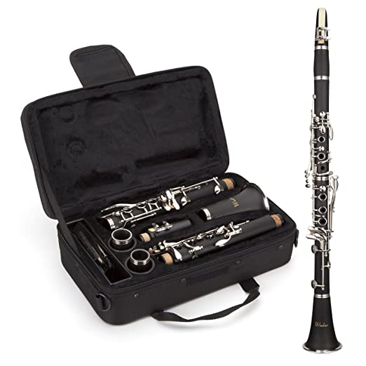 Amazon.com: Windsor mi-1003 Student para clarinete, incluye ...