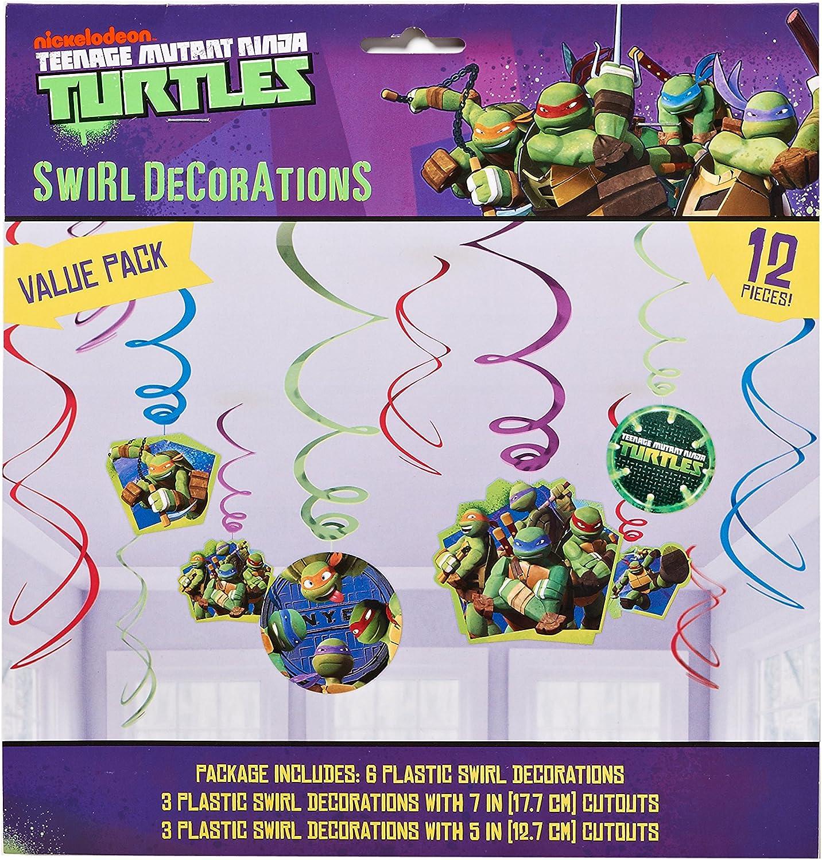 Amazon.com: American Greetings, Teenage Mutant Ninja Turtles ...