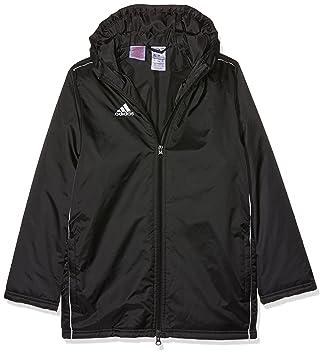 07d3c8afa71 adidas Children's Core 18 Stadium Jacket: Amazon.co.uk: Sports ...