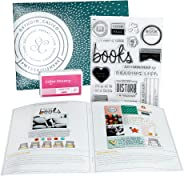 Studio Calico - Clear Stamp Scrapbook Subscription: Stamp + Ink Pad