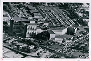Vintage Photos 1970 Fresno Community Hospital Ca New Wing Dr Kendall Holmes Project 6X8