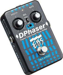 EBS D Phaser Triple Mode Phase Shifter - Effetti pedale, 9V
