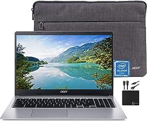 2021 Premium Acer Chromebook 15.6
