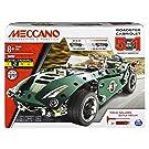 Meccano 6040176 5 in 1 Model Set-Roadster Cabriolet, Multi Colour