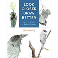 Look Closer, Draw Better: Expert Techniques for Realistic Drawing
