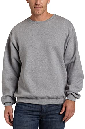 Russell Athletic Men's Dri-Power Crewneck Fleece Sweatshirt at ...