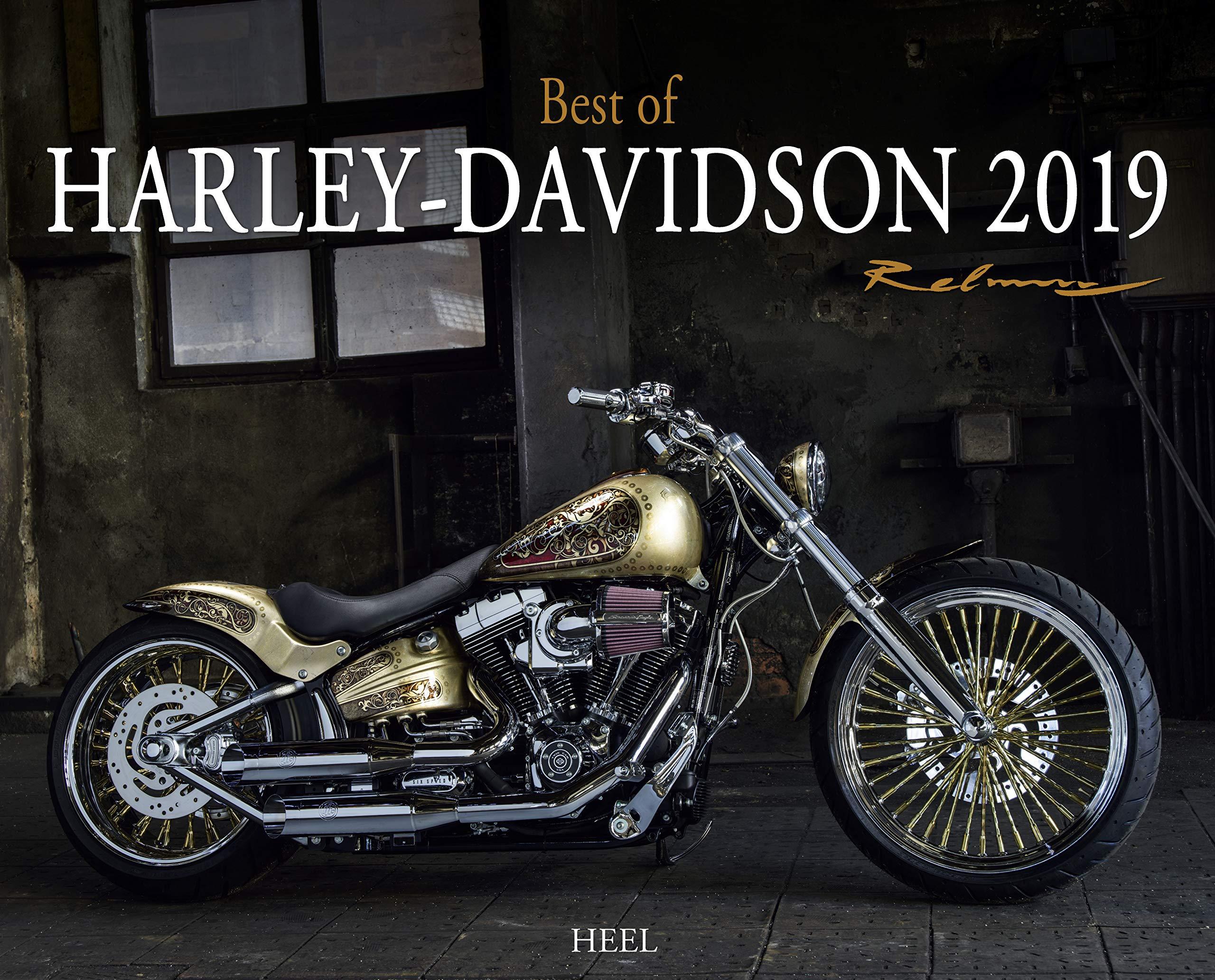 Best of Harley Davidson 2019: Bikerträume aus Milwaukee: Amazon.de ...