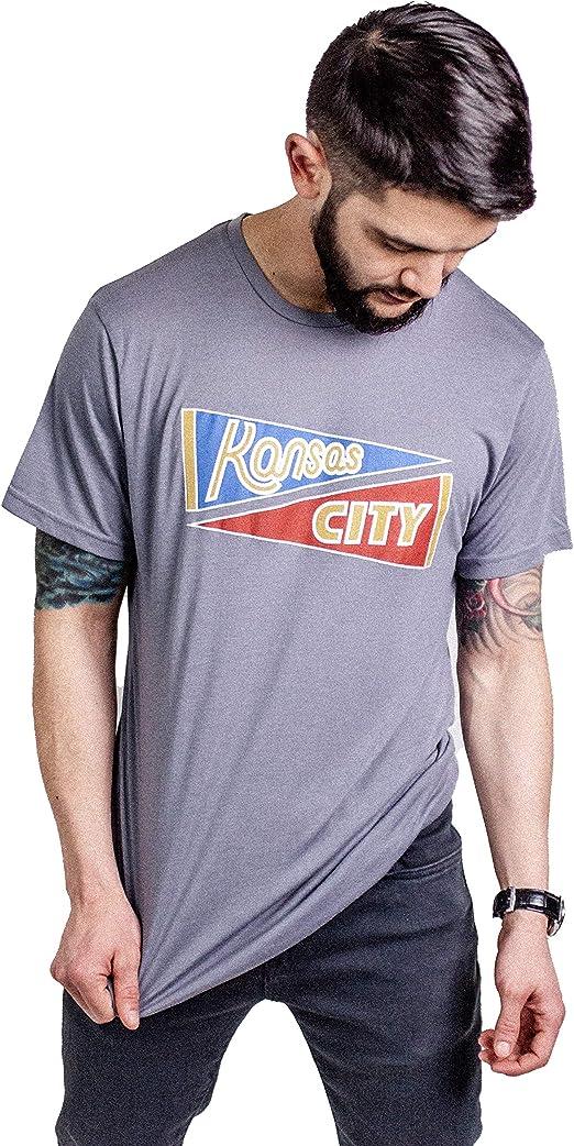 Kansas City Hybrid KC T-Shirt