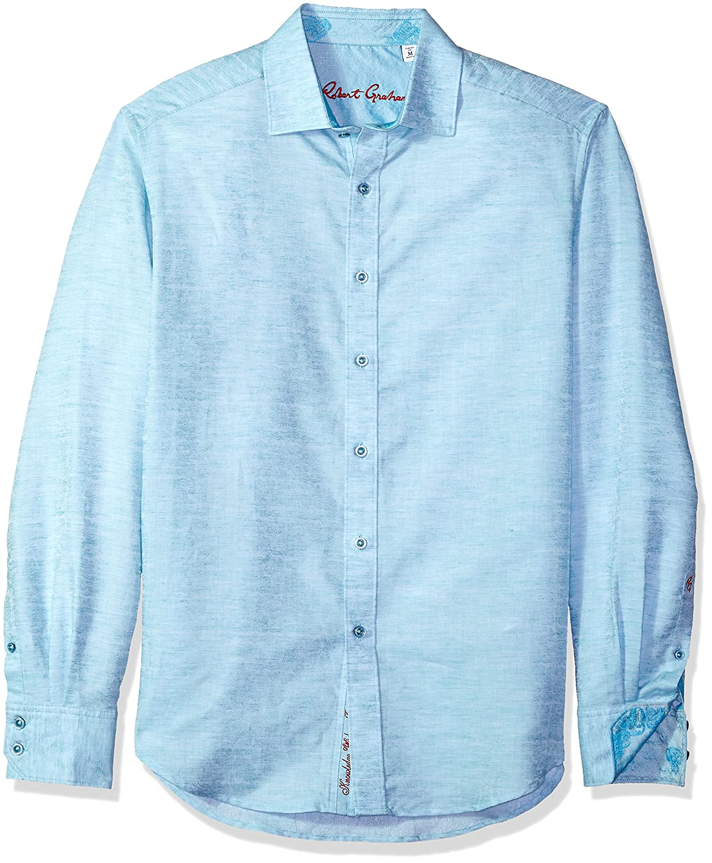 Robert Graham Mens Cyprus Long Sleeve Shirt