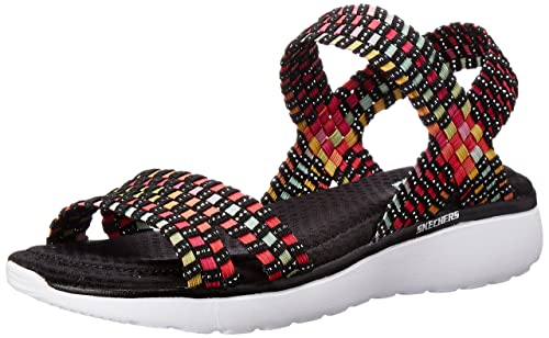 fc69511ce57c Skechers Cali Women s Counterpart-Breeze-Warped Platform Sandal ...