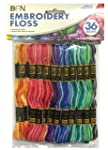 Janlynn Variegated Embroidery Floss Pack