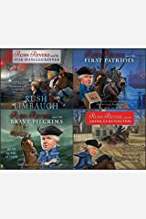 Rush Revere Time-Travel Adventures with Exceptional Americans Series 4 AUDIO SET Audio CD