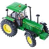 Britains - Bri43054 - Véhicule Miniature - Modèle À L'échelle - Tracteur John Deere 3640 4rm - Echelle 1/32