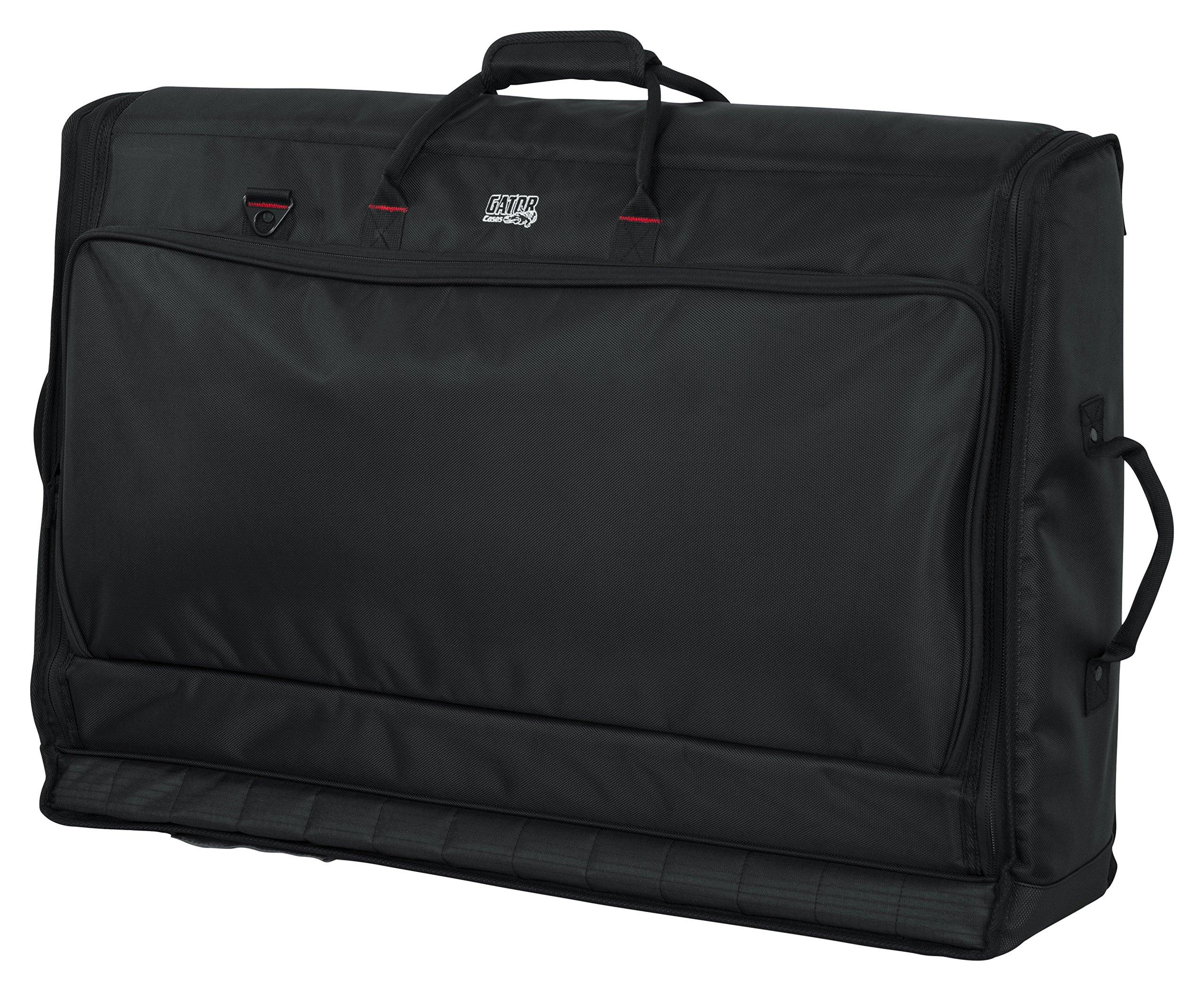 Gator Cases G-MIXERBAG-3121 Large Format Digital Mixer Carry Bag, 31''x21''x7''