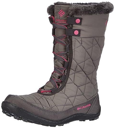 Columbia Youth Minx Mid II Waterproof Omni-Heat, Zapatillas De Deporte para Exterior para Niños: Amazon.es: Zapatos y complementos
