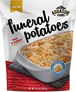Augason Farms Funeral Potatoes 13 6 OZ Food Pouch