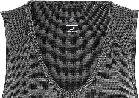 Donna 195331 Odlo Canotta Cubic Scollo a V 2/Pack Unterhemd