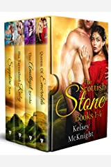 The Scottish Stone Series: Books 1-4 Kindle Edition