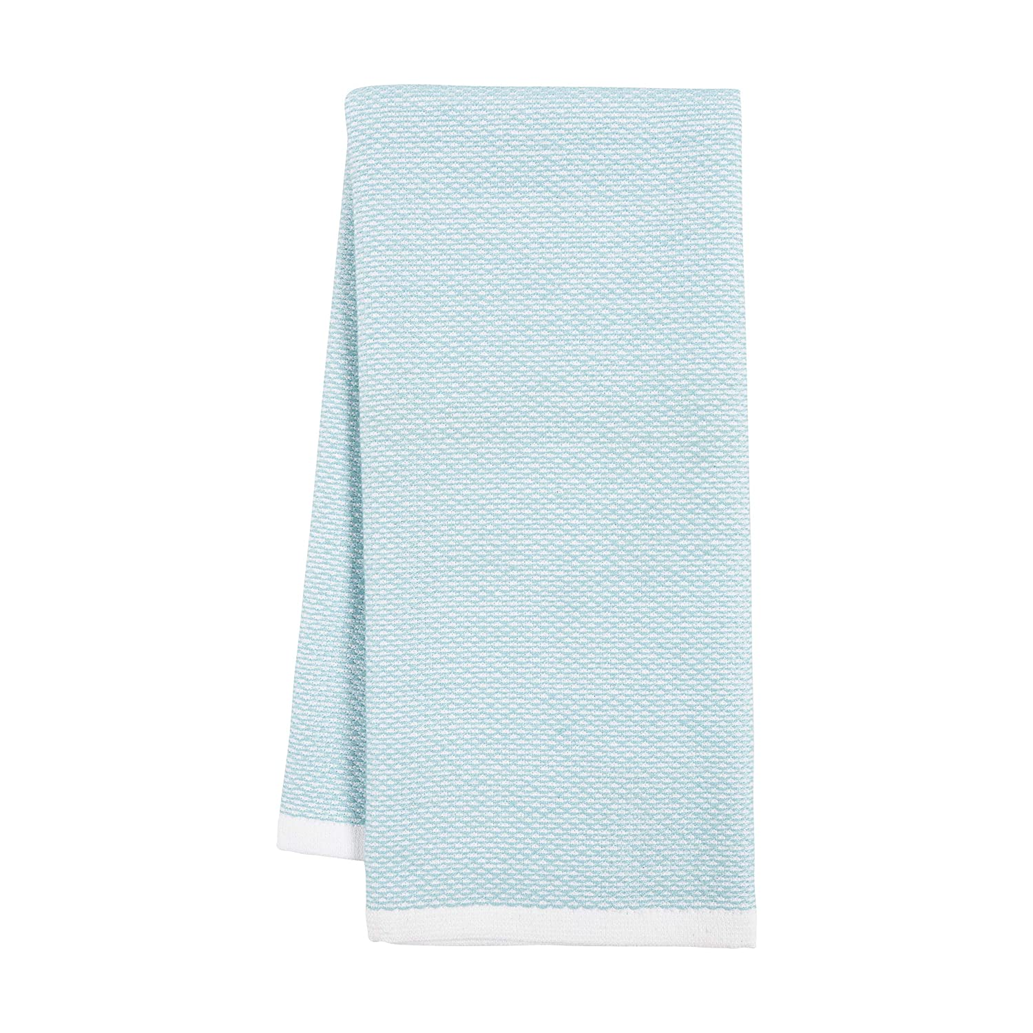 Kaf Home Ayesha Curry Mixed Utility Kitchen Towel Set Drying Dishes And Any Household Mess Set Of 6 Mixed Terry Kitchen Towels Absorbent Kitchen Towels Perfect For Spills Aqua Cooking Kitchen Linen