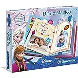 Frozen - Diario mágico (Clementoni 15216) (versión en italiano)