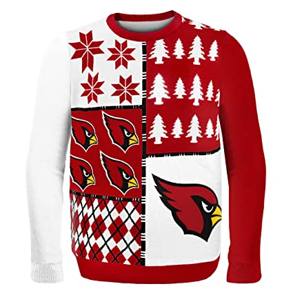 86119754f0d Amazon.com   FOCO NFL Busy Block Sweater   Sports   Outdoors