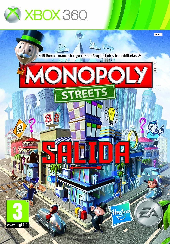 Monopoly Streets X-Box 360: Amazon.es: Videojuegos