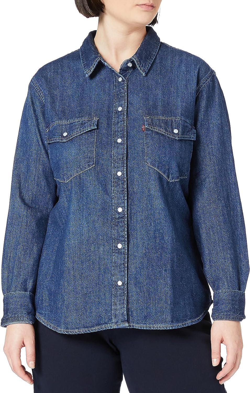 Levi's Essential Western Blusa para Mujer