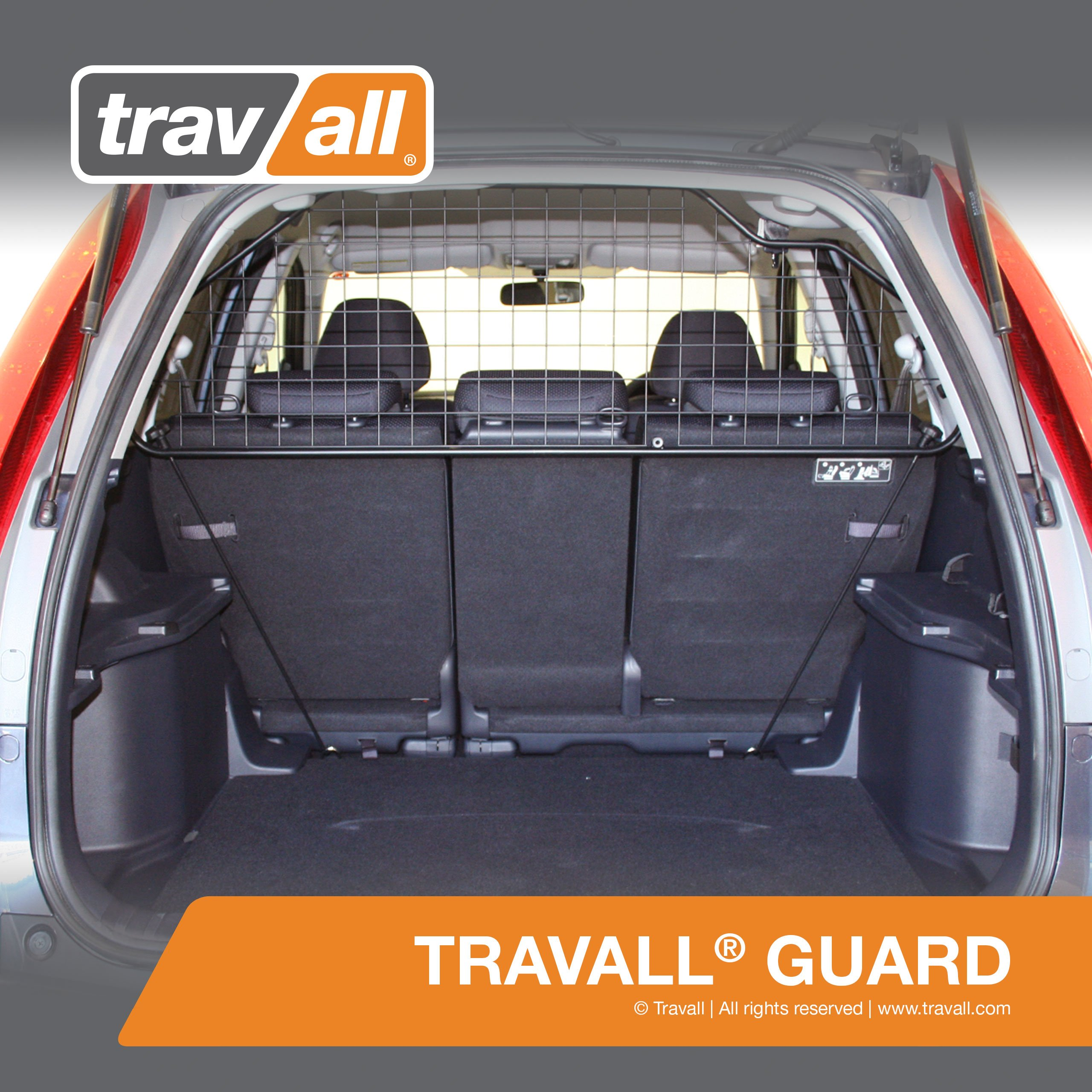 HONDA CR-V CRV Pet Barrier (2007-2011) - Original Travall Guard TDG1078