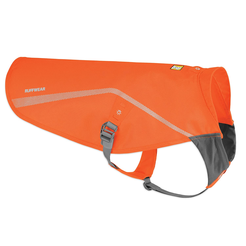 Ruffwear Track Costume pour Chien Blaze Orange Taille M 55201-850SM