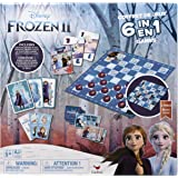 Disney Frozen 2 6-in-1 Game House for Kids and Families
