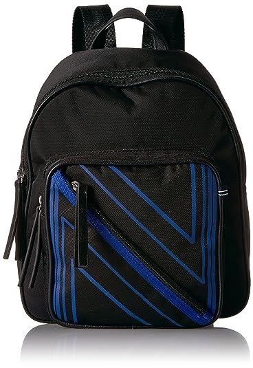 5a0f0905f Amazon.com: Nautica Women's Northern Drift Medium Backpack, black ...