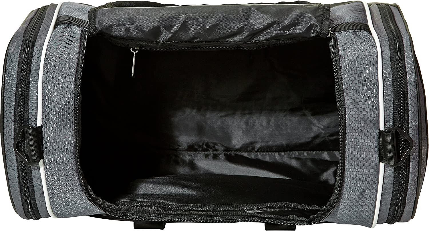 Basics Lightweight Durable Sports Duffel Gym and Overnight Travel Bag