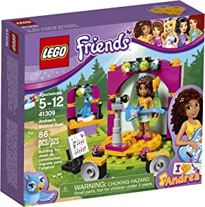 Lego Friends Andrea's Musical Duet 41309 Building Kit