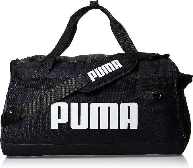 Puma Unisex's Challenger Duffel Bag Sports Black, OSFA,PUMA,76621