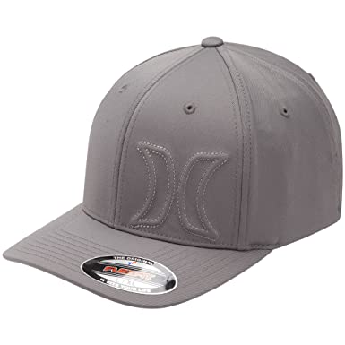 3e1eb732db4 ... france hurley mens hermosa 2.0 hat cool grey 66fdd f85b6