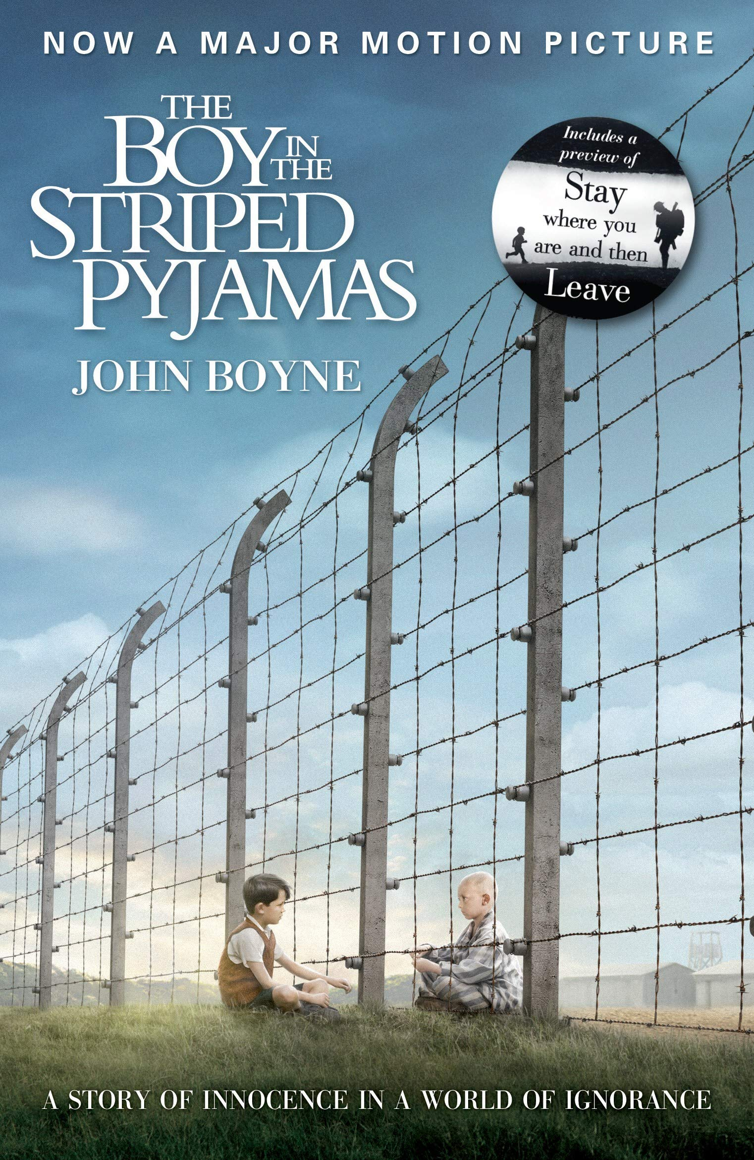 Image result for the boy in the striped pajamas john boyne