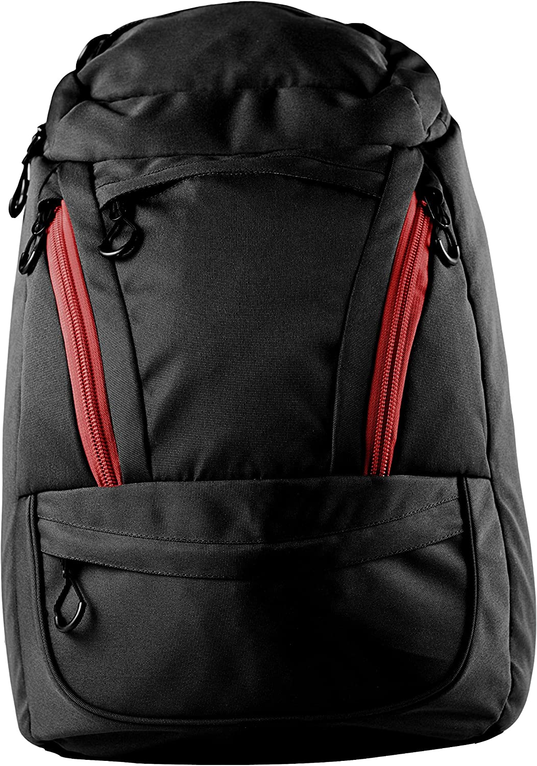 Kelvin Coolers New Insulated Soft Cooler Backpack 3yr Leakproof Warranty. for Picnic, Hiking, Beach, Park, Tailgate, 24 Can, Black