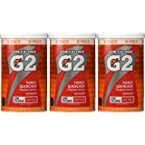 Gatorade Perform 02 Powder Packet G2 - Fruit Punch (8 - 0.52 oz packets per c...