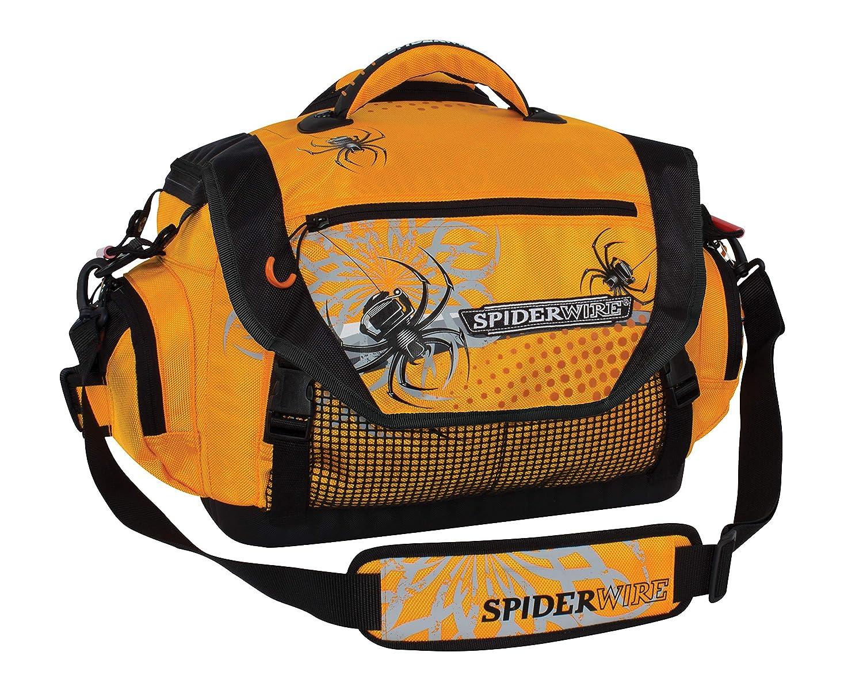 Spiderwire Soft-Sided Tackle Bag, Orange   B00V0Y0CZ8