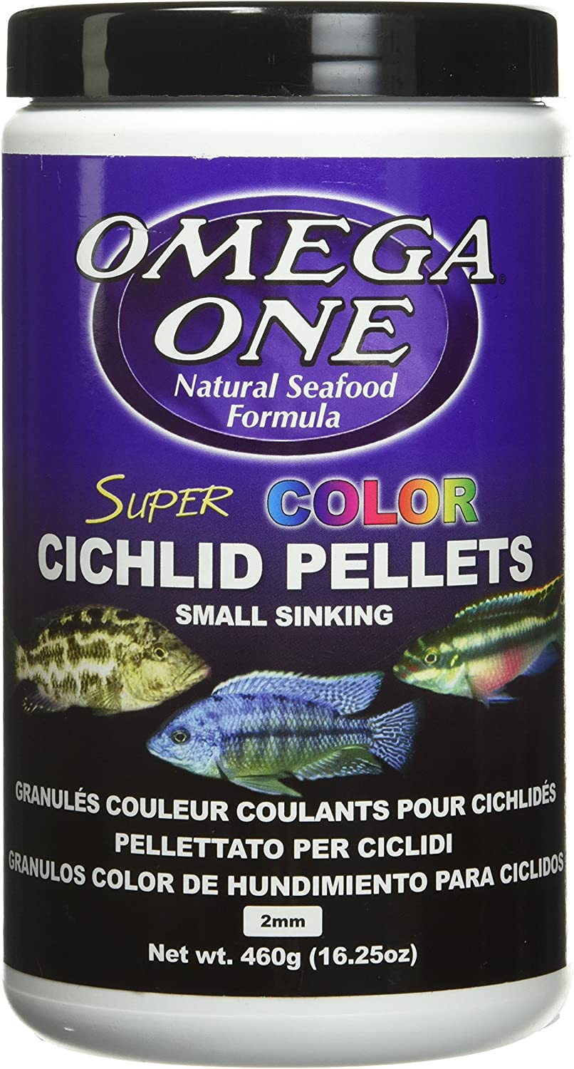 Omega One Super Color Pellets