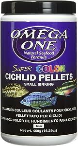 Omega One Cichlid Food
