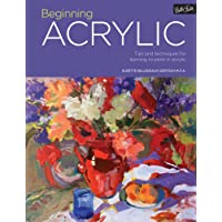 Portfolio: Beginning Acrylic: Tips and techniques for learning to paint in acrylic