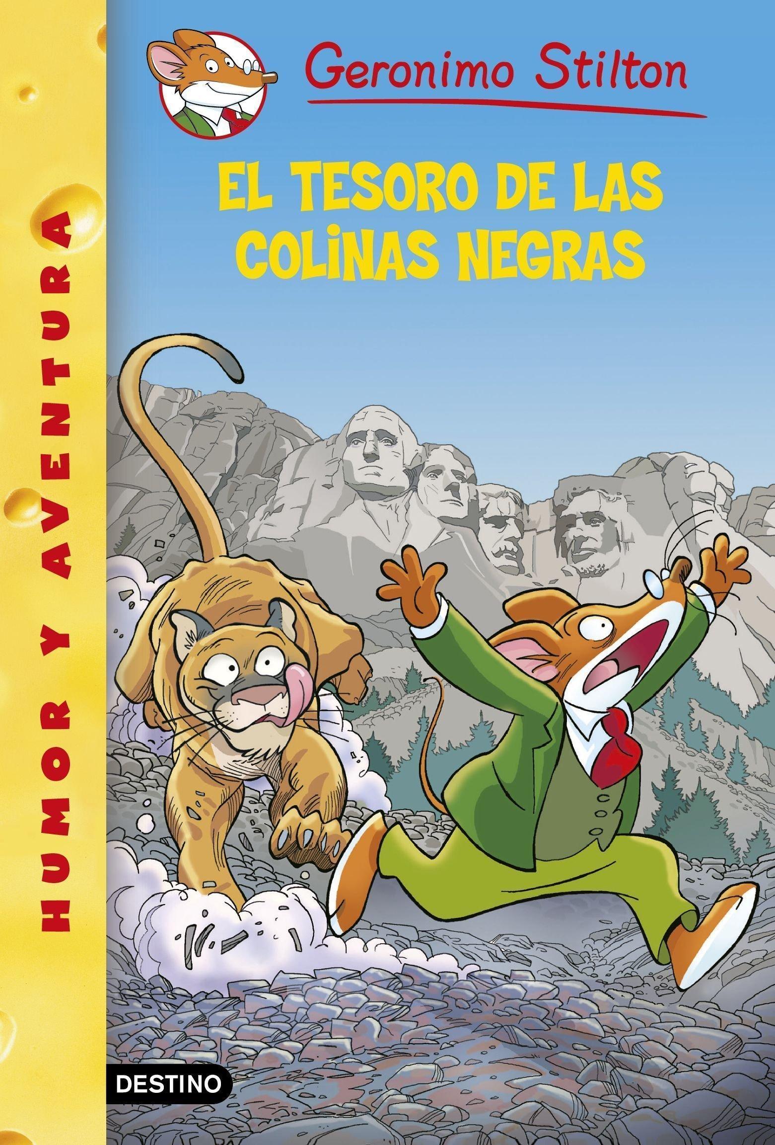 El tesoro de las Colinas Negras: Geronimo Stilton 56: Amazon.es: Geronimo Stilton, Manel Martí i Viudes: Libros