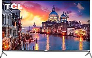 "TCL 65"" Class 6-Series 4K UHD QLED Dolby Vision HDR Roku Smart TV - 65R625"